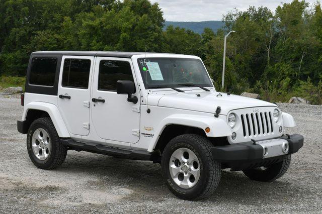 2014 Jeep Wrangler Unlimited  Sahara 4WD Naugatuck, Connecticut 8