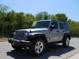 2014 Jeep Wrangler Unlimited Sport in New Braunfels, TX 78130