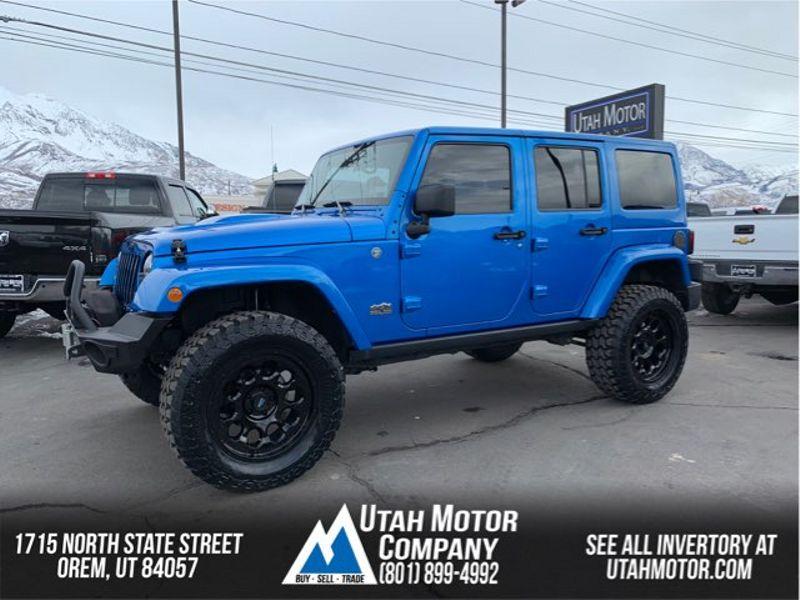 2014 Jeep Wrangler Unlimited Polar Edition | Orem, Utah | Utah Motor Company in Orem Utah