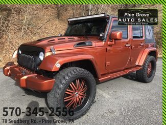 2014 Jeep Wrangler Unlimited in Pine Grove PA