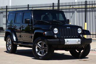 2014 Jeep Wrangler Unlimited Sahara*Auto* Navi* Hardtop*4x4* EZ Financing** | Plano, TX | Carrick's Autos in Plano TX