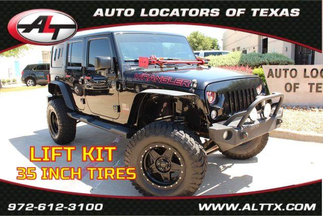 2014 Jeep Wrangler Unlimited Sport in Plano, TX 75093