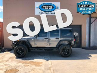 2014 Jeep Wrangler Unlimited Sport   Pleasanton, TX   Pleasanton Truck Company in Pleasanton TX