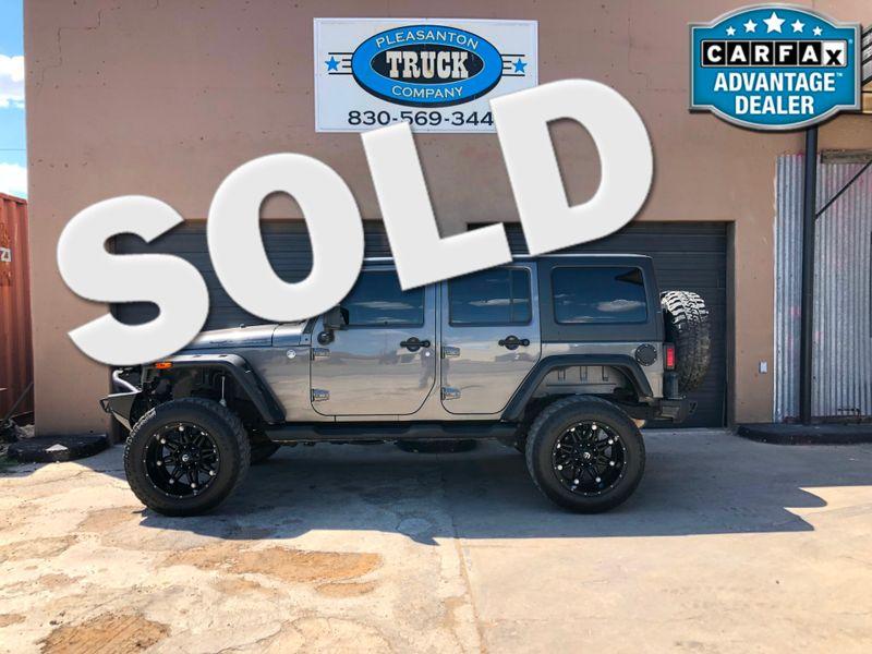 2014 Jeep Wrangler Unlimited Sport | Pleasanton, TX | Pleasanton Truck Company in Pleasanton TX