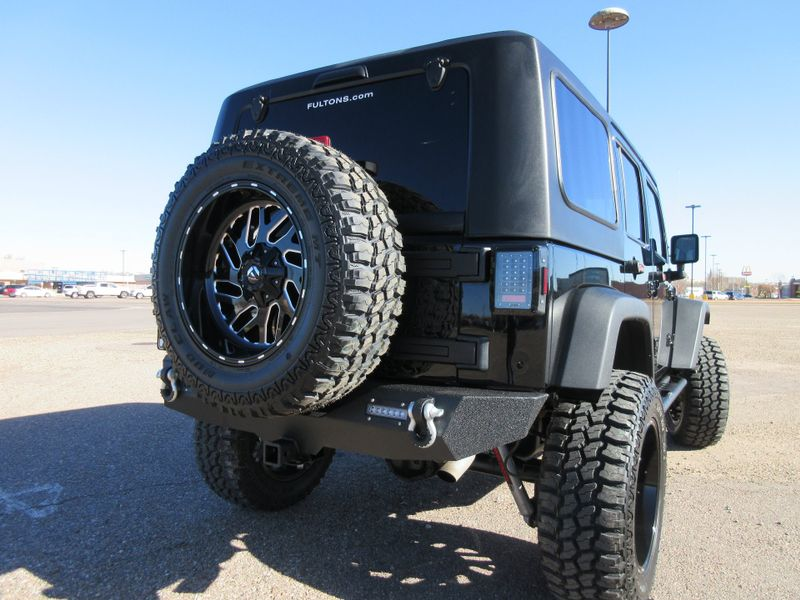 2014 Jeep Wrangler Unlimited Willys Wheeler  Fultons Used Cars Inc  in , Colorado