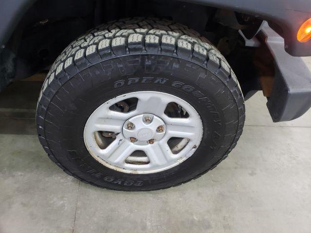 2014 Jeep Wrangler Unlimited Right Hand Drive Warranty Sport RHD in Dickinson, ND 58601