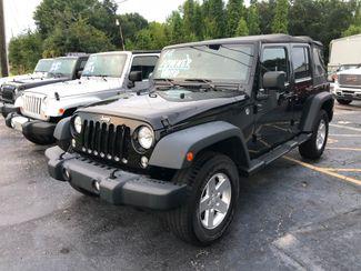 2014 Jeep Wrangler Unlimited Sport Riverview, Florida 2