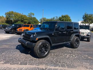 2014 Jeep Wrangler Unlimited Sport Riverview, Florida
