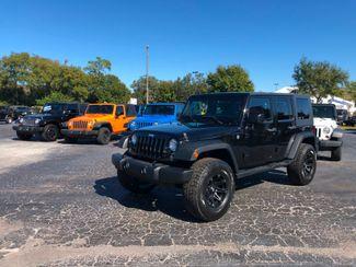 2014 Jeep Wrangler Unlimited Sport Riverview, Florida 1