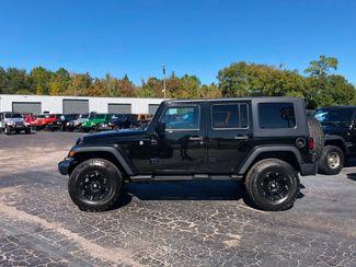2014 Jeep Wrangler Unlimited Sport Riverview, Florida 6