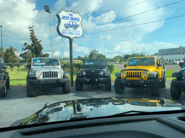 2014 Jeep Wrangler Unlimited Sport Riverview, Florida 7
