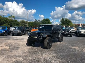 2014 Jeep Wrangler Unlimited Sport Riverview, Florida 6