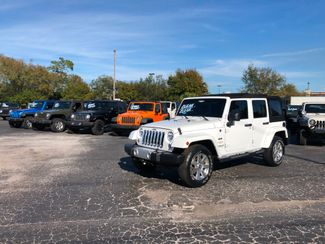 2014 Jeep Wrangler Unlimited Sahara in Riverview, FL 33578