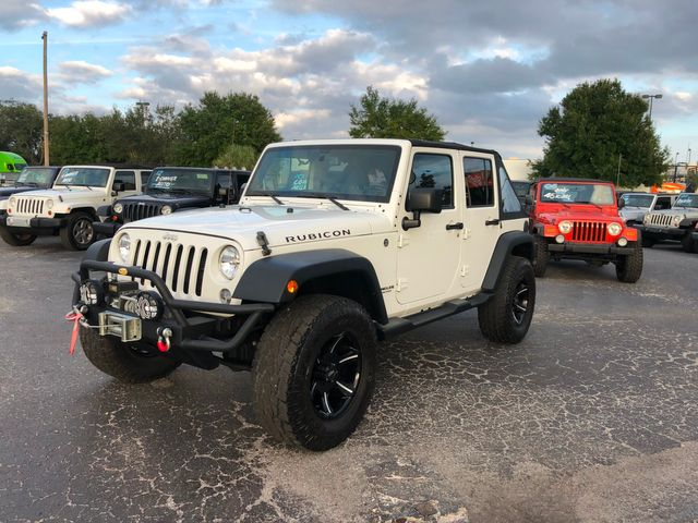 2014 Jeep Wrangler Unlimited Rubicon in Riverview, FL 33578