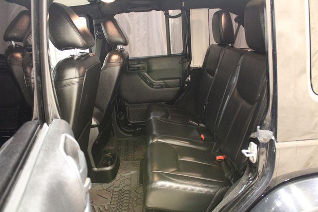 2014 Jeep Wrangler Unlimited 4x4 Altitude in Roscoe IL, 61073