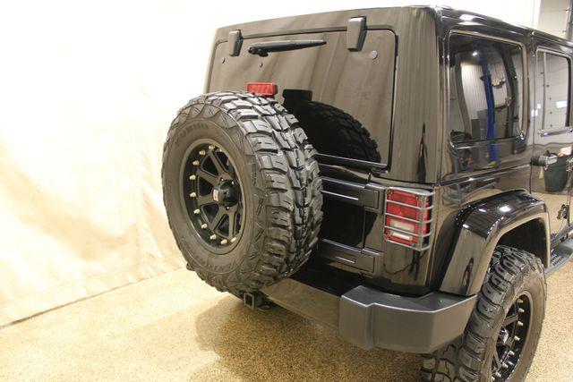 2014 Jeep Wrangler Unlimited 4x4 Altitude in Roscoe, IL 61073