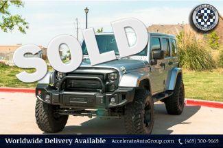 2014 Jeep Wrangler Unlimited Sahara in Rowlett