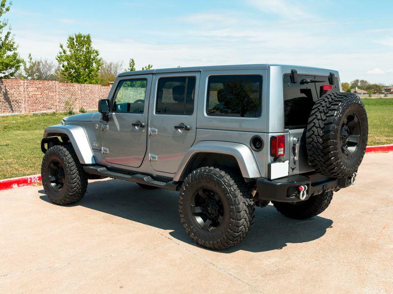 2014 Jeep Wrangler Unlimited Sahara in Rowlett, Texas