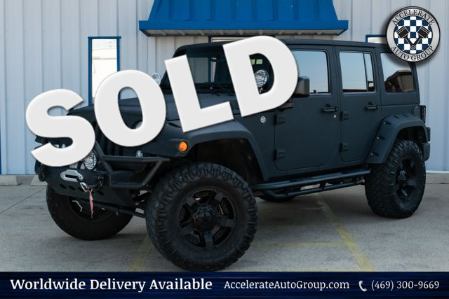 2014 Jeep Wrangler Unlimited Sport in Rowlett