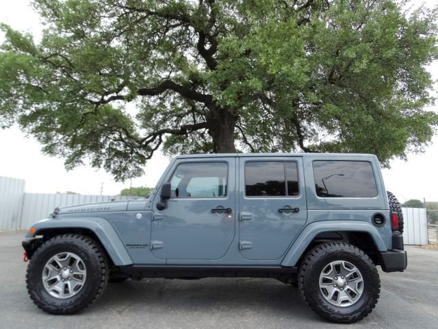 2014 Jeep Wrangler Unlimited Rubicon 3.6L V6 4X4