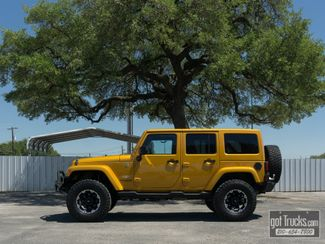 2014 Jeep Wrangler Unlimited Sahara 3.6L V6 4X4 in San Antonio Texas, 78217