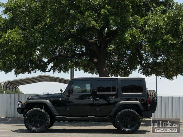 2014 Jeep Wrangler Unlimited Sport 3.6L V6 4X4