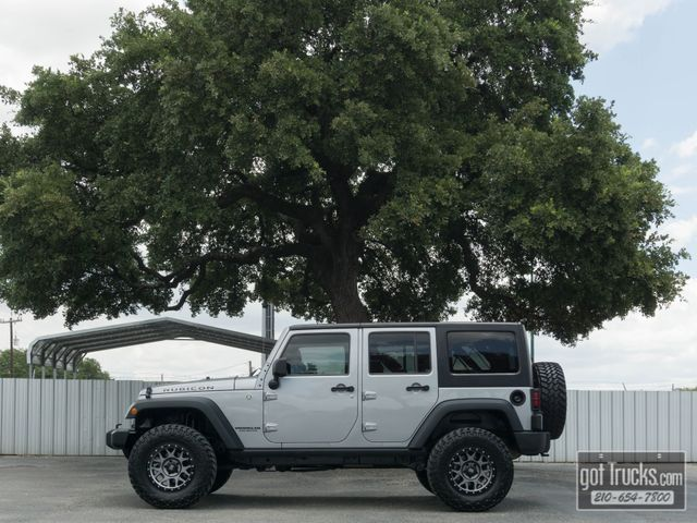 2014 Jeep Wrangler Unlimited Rubicon 3.6L V6 4X4