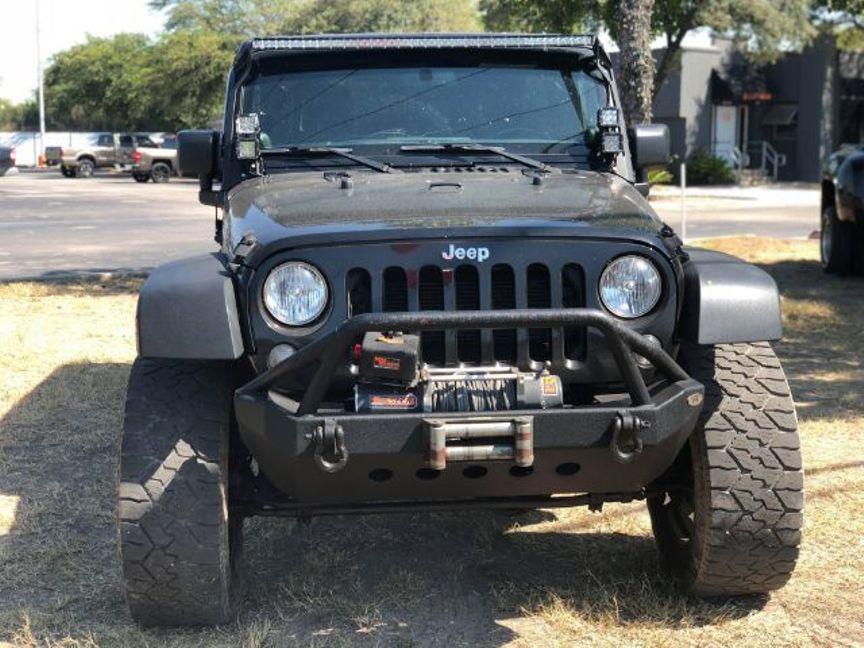 ... 78233 2014 Jeep Wrangler Unlimited Rubicon In San Antonio TX, 78233 U003e