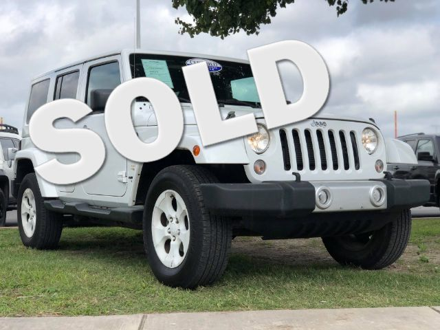 2014 Jeep Wrangler Unlimited Sahara in San Antonio TX, 78233