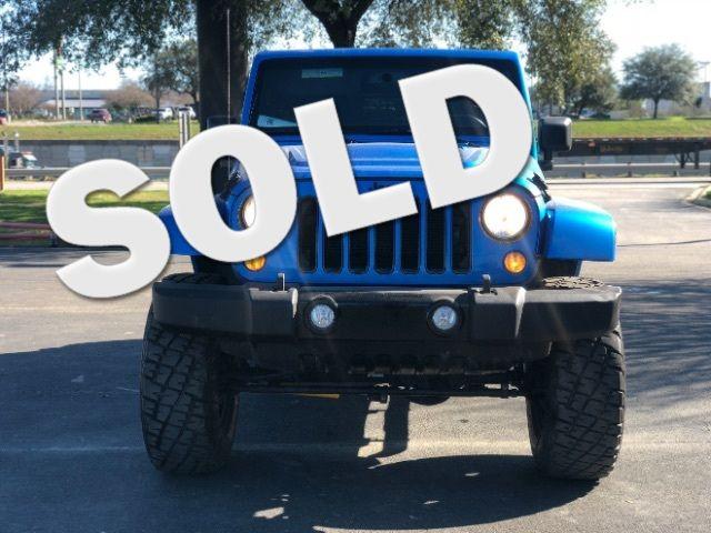 2014 Jeep Wrangler Unlimited Polar Edition in San Antonio, TX 78233