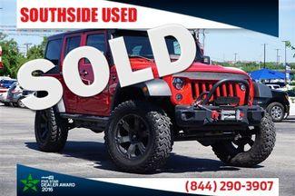2014 Jeep Wrangler Unlimited Rubicon X | San Antonio, TX | Southside Used in San Antonio TX