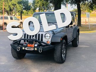 2014 Jeep Wrangler Unlimited Rubicon in San Antonio, TX 78233