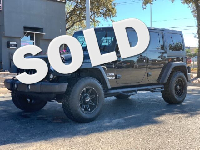2014 Jeep Wrangler Unlimited Sport in San Antonio, TX 78233