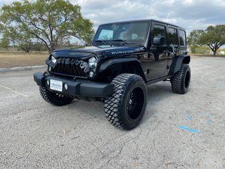 2014 Jeep Wrangler Unlimited Rubicon in San Antonio, TX 78237