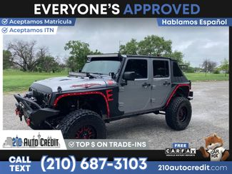 2014 Jeep Wrangler Unlimited Sahara in San Antonio, TX 78237
