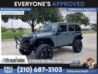2014 Jeep Wrangler Unlimited Sport in San Antonio, TX 78237