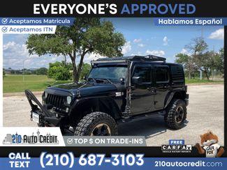 2014 Jeep Wrangler Unlimited Dragon Edition in San Antonio, TX 78237