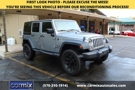 2014 Jeep Wrangler Unlimited Sport in Shavertown