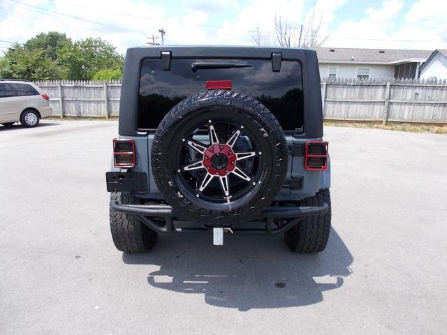 2014 Jeep Wrangler Unlimited Sahara Shelbyville, TN 13