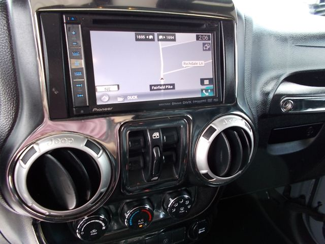 2014 Jeep Wrangler Unlimited Sahara Shelbyville, TN 27
