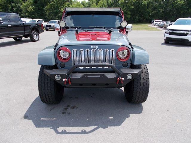 2014 Jeep Wrangler Unlimited Sahara Shelbyville, TN 7