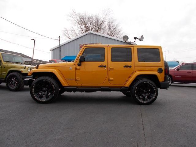 2014 Jeep Wrangler Unlimited Altitude Shelbyville, TN 1