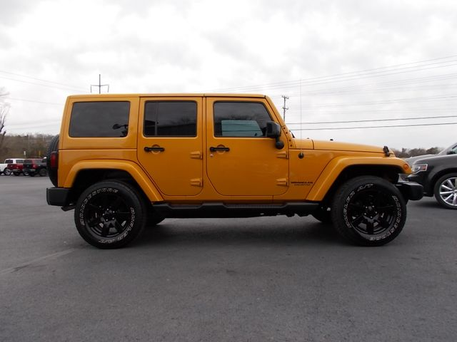 2014 Jeep Wrangler Unlimited Altitude Shelbyville, TN 10