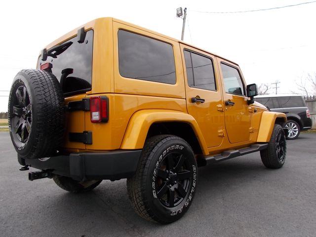 2014 Jeep Wrangler Unlimited Altitude Shelbyville, TN 12