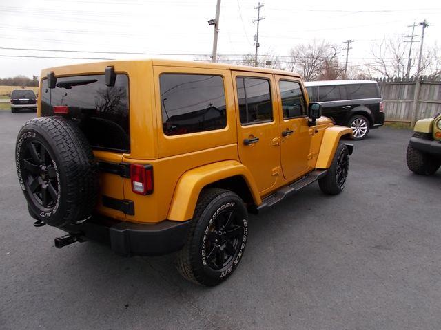 2014 Jeep Wrangler Unlimited Altitude Shelbyville, TN 13
