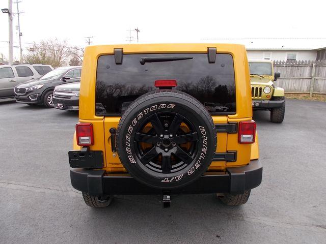 2014 Jeep Wrangler Unlimited Altitude Shelbyville, TN 14