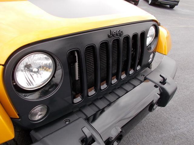 2014 Jeep Wrangler Unlimited Altitude Shelbyville, TN 19