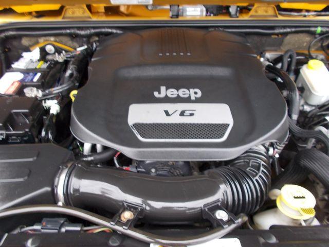 2014 Jeep Wrangler Unlimited Altitude Shelbyville, TN 20