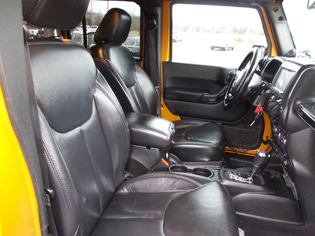 2014 Jeep Wrangler Unlimited Altitude Shelbyville, TN 22
