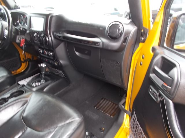 2014 Jeep Wrangler Unlimited Altitude Shelbyville, TN 23